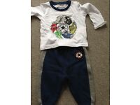 Converse outfit 3-6 months BNWT