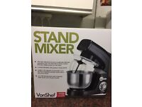 VonShef stand mixer, as new