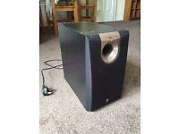 YAMAHA YST-SW005 Subwoofer Speaker 60 Watts