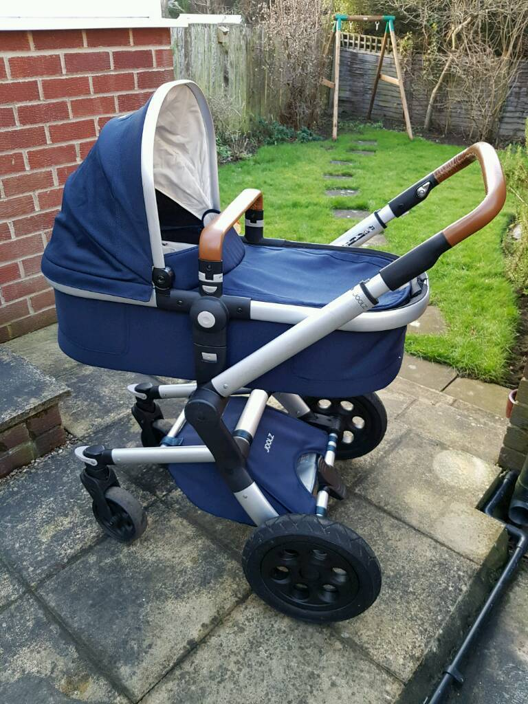 Joolz Day Earth Pushchair Amp Pram Travel System Excellent