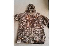 Prologic Max 4 jacket and fleece Large
