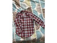 Gap boys shirt size XS 4-5 Years