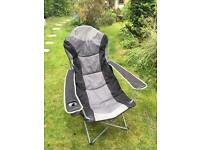 Luxury camping chairs