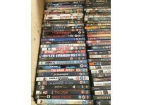 HUGE DVD bundle - 70 boxed DVDs