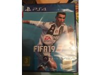 PS4 FIFA19 get it before anyone else