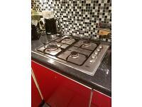 Zanussi cooker hob