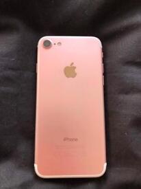 iPhone 7....128gb