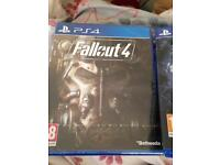 Fallout 4 PS4 Brand New & Sealed