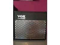 Vox valvetronix guitar amp