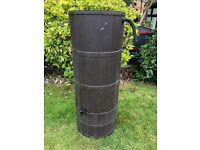Garden Water Butt 220 litre with stand