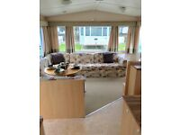 PERFECT STARTER 2x Bed Static Caravan - Hayling Island