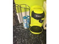 Bosch Coffee pod machine