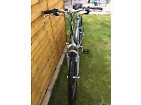 Btwin cross bike