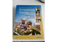 Willard and Spackman's Occupational Therapy book