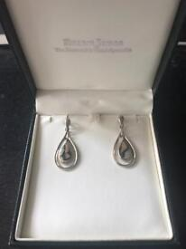 Sterling Silver Drop Emails