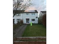 3 bedroom end terraced house. Offers over £130,000