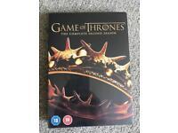 Game of Thrones Second Season