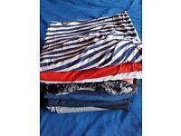 Maternity pregnancy clothes bundle size 18-20
