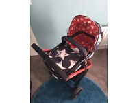 Pushchair Cosatto Giggle 2 Complete Travel System - Hipstar Less than 9M Old