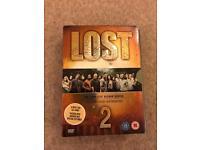 Lost season 2 complete DVD boxset