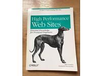 High Performance Web Sites Textbook