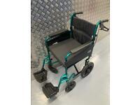 Days escape ultra light wheelchair excellent condition