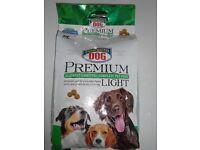 natural pet nutrition - dog food 3 kg- 5kg