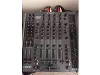 Allen Heath Xone 92 DJ Mixer Like New Perfect working order
