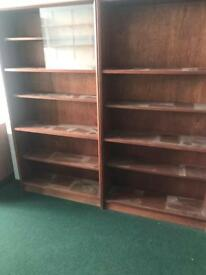 Brown Bookcases