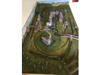 N Gauge Model Railway Layout Complete for sale  Verwood, Dorset
