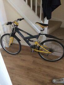 Mountain Bike for sale, new breaks and gears