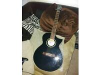 Lindo Electro Acoustic Guitar