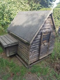 Large chicken house for sale