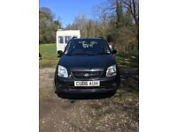 Suzuki Ignis 1.3 petrol, low mileage (33,500), MOT until November 2018.