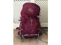 Lowe Alpine 65L Backpack