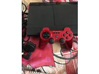Ps3 super slim 12gb and 1 game