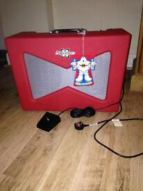 Fender vaporizer all valve rare amp cheapest on gumtree+ ebay!!