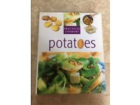 Potatoes (Practical Cookery) Hardcover Cookbook