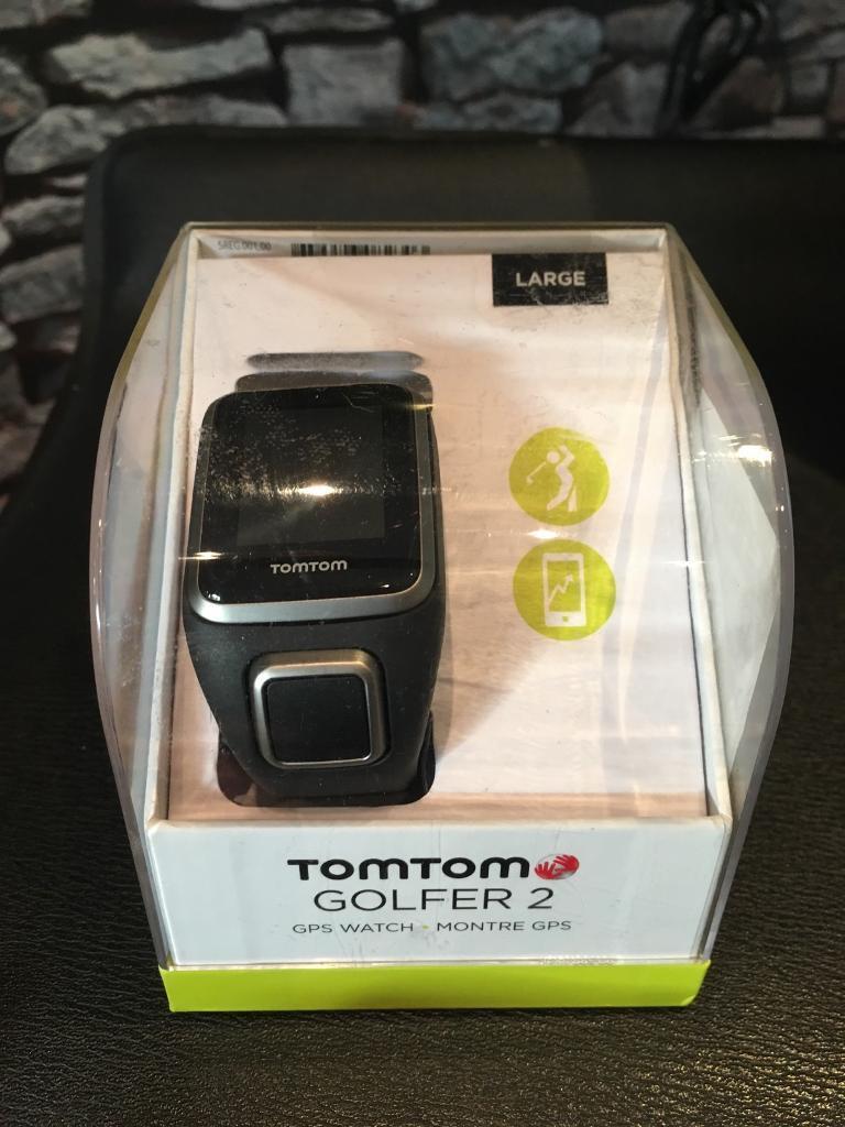 Tom tom golf watch 2