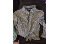 Tommy Hilfiger shirt age 18-24 months