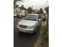 Ssangyong Rodius for sale