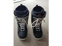 ThirtyTwo TM Two Snowboard Boots 2014 Size 11 UK