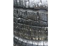 Mercedes sprinter tires and wheels 235/65/16c