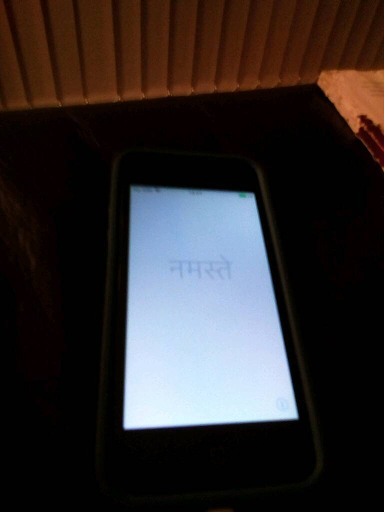 Iphone 5 black on 3networkin Ayr, South AyrshireGumtree - iPhone 5 no charger hence the price £50