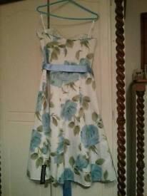 LADIES DRESS (DEBENHAMS)