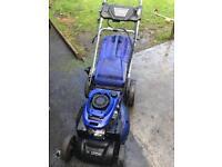 Hyundai petrol lawnmower spares repairs,