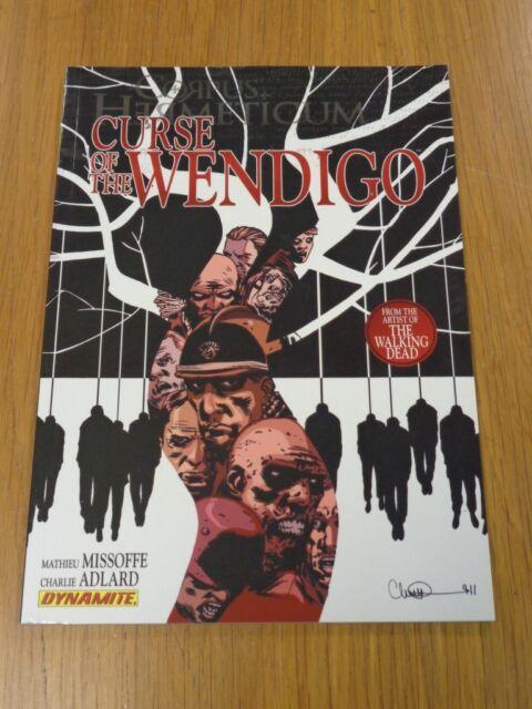 Curse of Wendigo by Charlie Adlard Dynamite (Paperback)< 9781606902387