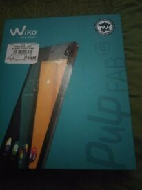 """Wiko pulp fab, 5.5"""", brand new mobile phone."""
