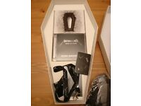 Metallica Death Magnetic Coffin Box Set - Limited Edition