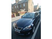 2009 LEXUS IS 220D SE-I BLUE Multimedia